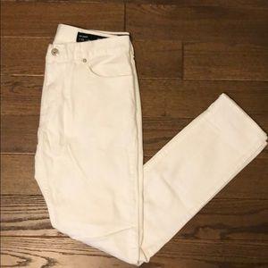 PacSun Bullhead White Jeans